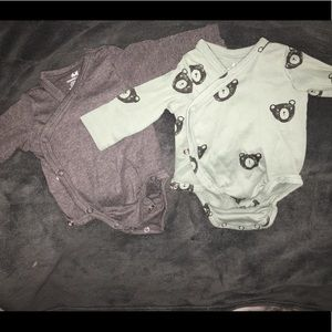H&M Baby kimonos x 2